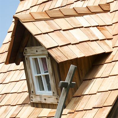 Zedernschindelsatz f r die dachgaube lieblingsplatz home - Lieblingsplatz gartenhaus ...