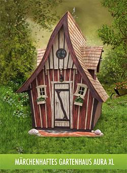 lieblingsplatz ihr m rchenhaftes gartenhaus. Black Bedroom Furniture Sets. Home Design Ideas